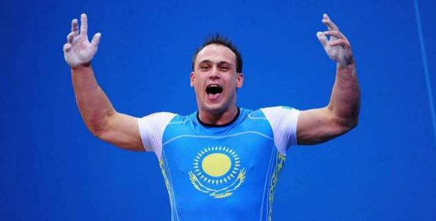 Ильин Катарда өтіп жатқан турнирде ең ауыр салмаққа тапсырыс беріп, тұғырға шықпады