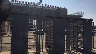 Алматының Орталық стадионына электронды бақылау жүйесі еңгізілді