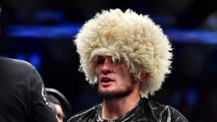 """""""Мына бір қойсүйгіш..."""". UFC-дің бұрынғы чемпионы Нурмагомедовты қатаң сөкті"""