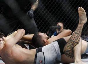 UFC Забит Магометшариповтың тәсілін ең үздік деп таныды