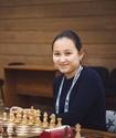 Жансая Әбдімәлік 20 жасқа дейінгі шахматшылар тізімінде көш бастады