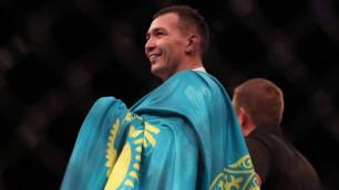 Дамир Ысмағұлов UFC-де жұдырықтаса алатын қазақстандық файтерді атады