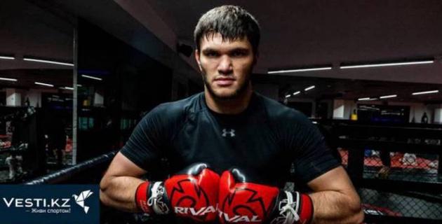 Головкин командасындағы жеңілмеген қазақстандық WBC рейтингінің ТОП-15 сатысына көтерілді