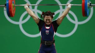 Чиншанло салмағында биылғы ӘЧ жеңімпазы мен Олимпиада чемпионы допингпен ұсталды