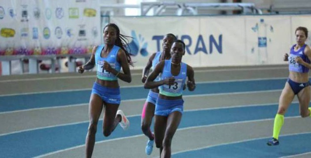 Қазақстан құрамасы сапына Кения атлеттері қабылданды