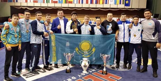 Венгриядағы халықаралық турнирде қазақстандық үш боксшы алтын иеленді