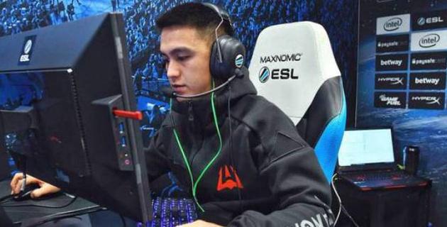 CS:GO жарысында қазақстандық команда бірінші жеңісіне қол жеткізді