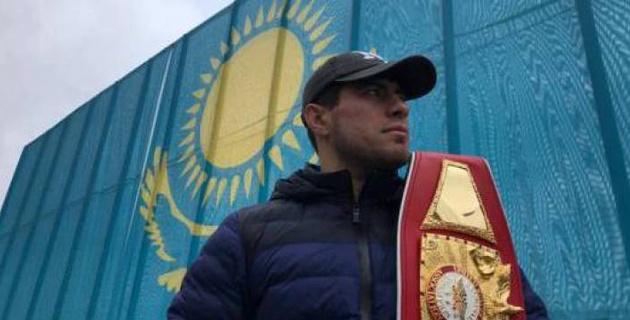 Қатарынан 14 жеңіске жеткен қазақстандық боксшы алғаш АҚШ-та жеңіліп қалды