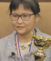 Жас шахматшы Бибісара Асаубаева Қазақстанға оралады