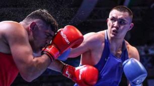 Капитансыз қалды. Болгариядағы турнирдің жартылай финалына өткен қазақстандық боксшылар