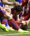 Фернандо Торрес матч кезінде есінен танып қалды
