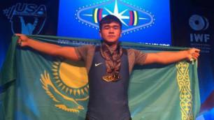 Сәпи Есенгелді Лас-Вегастағы әлем чемпионатының жеңімпазы