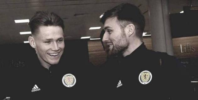 Шотландия құрамасы Қазақстанға қарсы ойнауға Астанаға келді