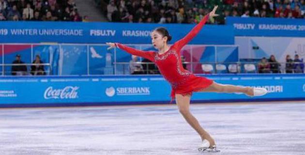 Элизабет Тұрсынбаева: Күміс медаль мен үшін күтпеген жүлде болды