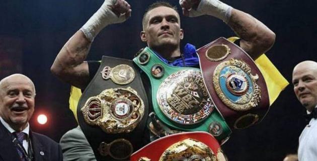 WBC Усикке әлем чемпионы белбеуін сақтауға рұқсат берді