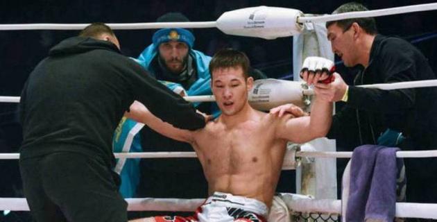 UFC-ден бас тартқан қазақстандықтың бапкері титулды жекпе-жекке дайындық туралы айтып берді