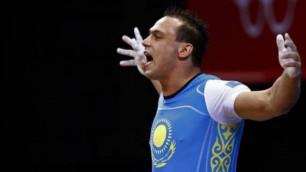 Ауыр атлетикадан Азия чемпионатына Қазақстан құрамасы сапына Ильин кірді