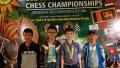 Шахматтан жастар арасындағы Азия чемпионатында Қазақстан 18 жүлде иеленді