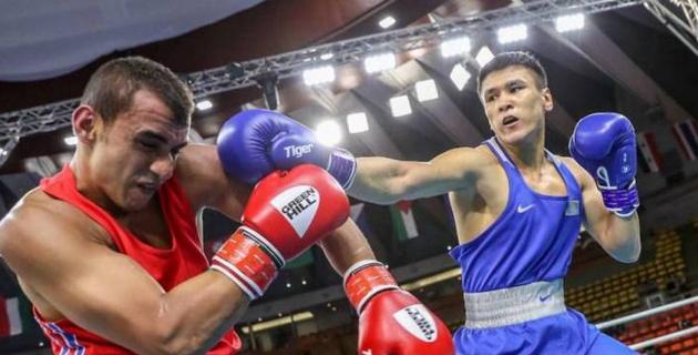 Азия чемпионатында Қазақстанның тоғыз боксшысы ширек финалға өтті