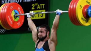 Қазақстандық Олимпиаданың алтын жүлдегері Азия чемпионатынан шығып қалды