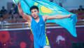 Еркін күрестен Азия біріншілігінде Қазақстан құрамасы екі алтын алды