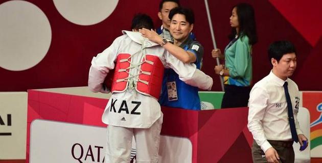 Таеквондодан әлем біріншілігіне қатысатын қазақстандық спортшылар анықталды