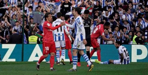 """Зидан оралғалы """"Реал"""" жеңуді ұмытып қалды"""