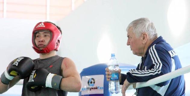 Боксшыларымыз Германия жерінде дайындықтарын өткізіп жатыр