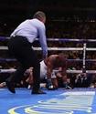 Джошуаны Руиспен жекпе-жекке дейінгі спаррингте басқа боксшы есінен тандырған