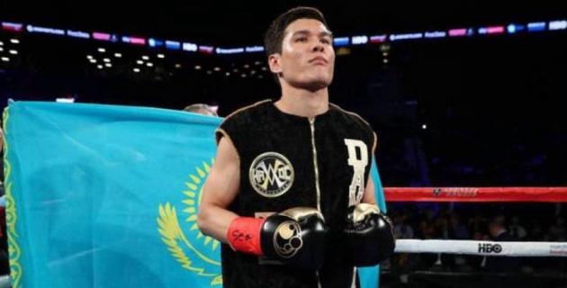 Елеусінов титулға жұдырықтасатын бокс кешінде WBC және WBO белбеулері үшін жекпе-жек өтеді