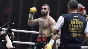 Елеусінов титул үшін жұдырықтасатын бокс кешінде Гассиев те рингке шығады