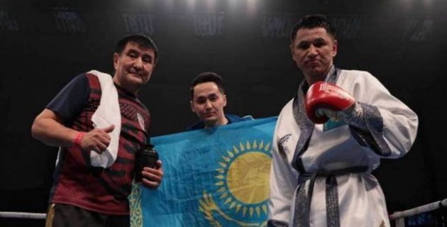 Жаңқош Тұраровтың WBC чемпионы анедркартындағы қарсыласы белгілі болды
