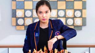 Динара Сәдуақасова Азия чемпионы атанды