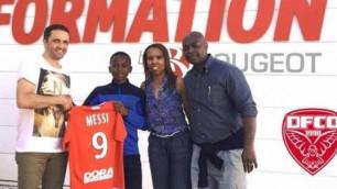 Франциялық клуб 12 жастағы Мессиді командаға қосты