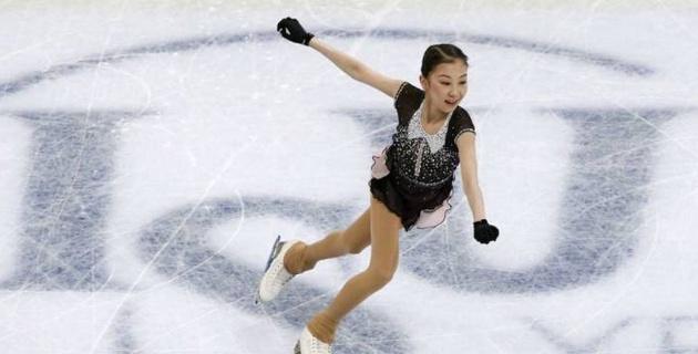ISU Тұрсынбаеваны Гран-при турнирлерінің тізіміне қосты