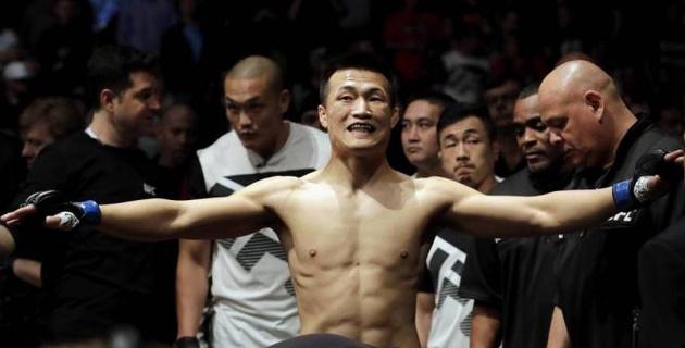 """""""Кореялық зомби"""" 58 секунд жұдырықтасқаны үшін UFC-ден 100 мың доллар алды"""