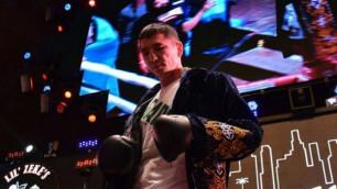 Әшкеев Головкинннің бұрынғы қарсыласын жеңген боксшымен жұдырықтасады