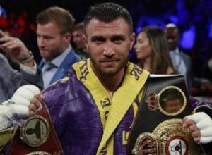 Ломаченко үш титул үшін жұдырықтасатыны ресми жарияланды
