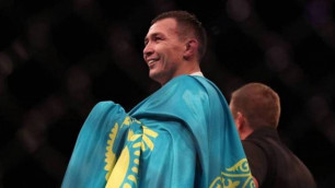 UFC-дегі қазақ Нурмагомедов - МакГрегор төбелесіне қатысқан файтерді жекпе-жекке шақырды