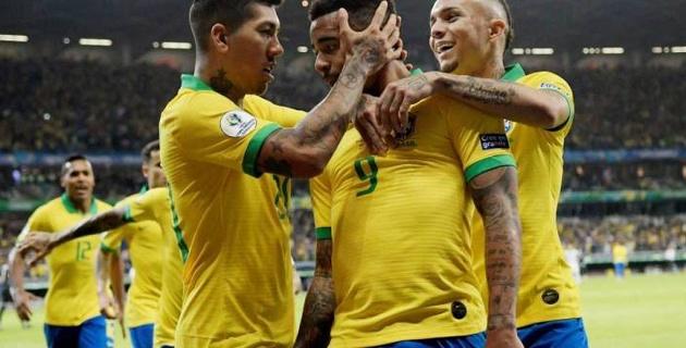 """""""Америка кубогы"""". Аргентинаны ұтқан Бразилия финалға шықты"""