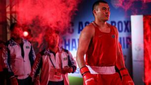 Бокстан Президент кубогына қатысатын спортшылар тізімі белгілі болды