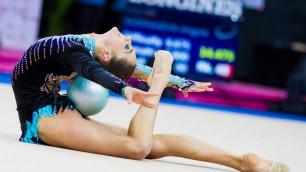 Универсиада-2019: Айдана Шәкенова көргем гимнастикадан финалда бақ сынайды