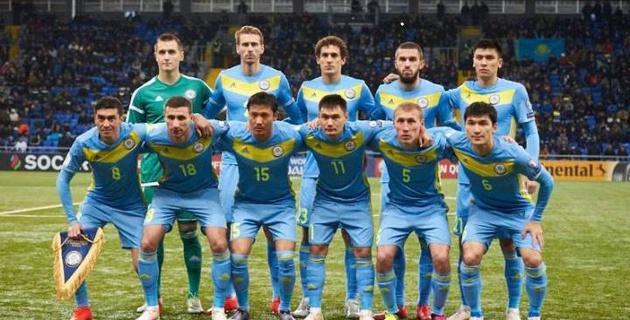 Қазақстан құрамасы ФИФА рейтингінде екі саты жоғарылады