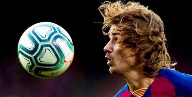 """Гризманн """"Барселонамен"""" алғашқы трофейін жеңіп алды"""