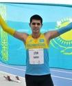 Қазақстандық спортшы жеңіл атлетикадан ірі халықаралық турнирде жүлде иеленді