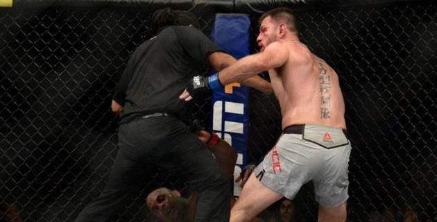 UFC үздік файтері чемпиондық титулынан айырылды