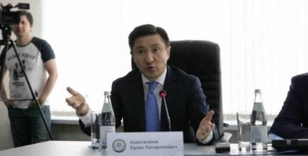 ҚФФ бұрынғы президенті Алматы әкімдігіне қызметке тағайындалды